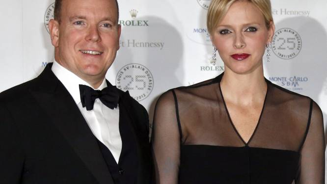 Albert van Monaco en Charlène verwachten eerste kind
