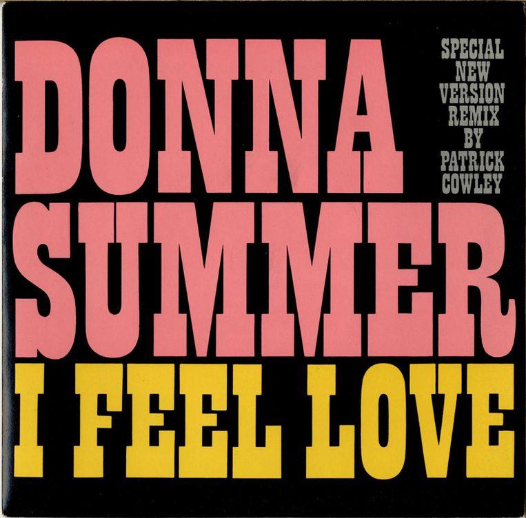 Donna Summer Patrick Cowley remix Beeld -