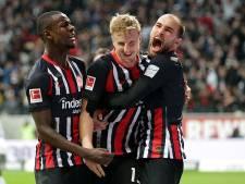 Dost geniet bij Eintracht Frankfurt: 'Hier ben ik op mijn plek'