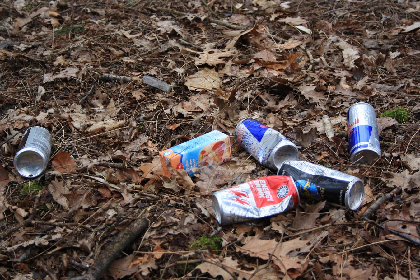 Voor Lierde bindt de strijd aan tegen zwerfvuil.