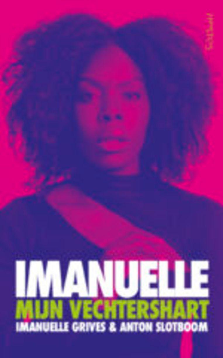 'Imanuelle, mijn vechtershart' van Imanuelle Grives is verschenen bij Prometheus. Beeld Humo