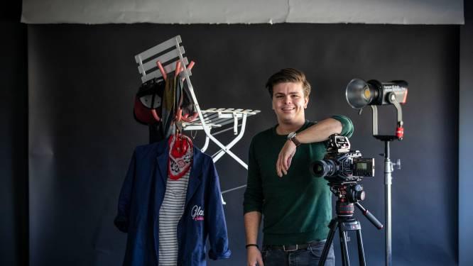'Gladjakker'-Bram (26) uit Oldenzaal: 'Achter die drukke boerenkearl schuilt een serieuze ondernemer'