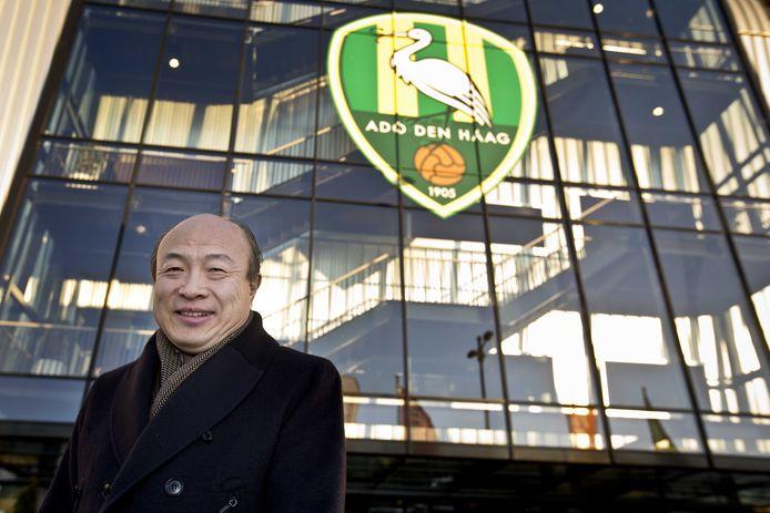 Voormalig eigenaar Hui Wang.