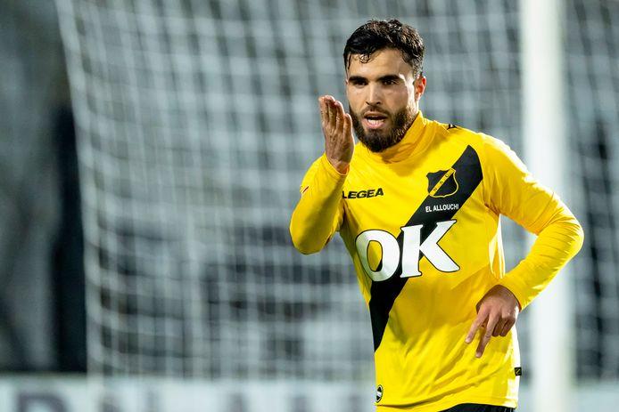 Mounir El Allouchi was afgelopen seizoen goed voor dertien goals en vijftien assist.