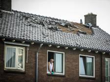 Rheden likt wonden na de storm: 'De dakpannen vlogen me om de oren'