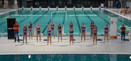 Mannelijke en vrouwelijke waterpoloërs PSV gaan onderuit in bekerduels