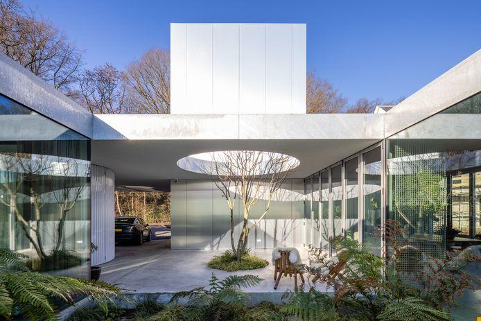 Villa Fifty Fifty is genomineerd voor de Dirk Roosenburgprijs 2021 in Eindhoven.