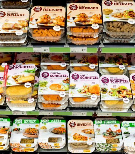 Proef in supermarkten om klanten meer plantaardige producten te laten kopen: 'Terug naar een gezondere balans'