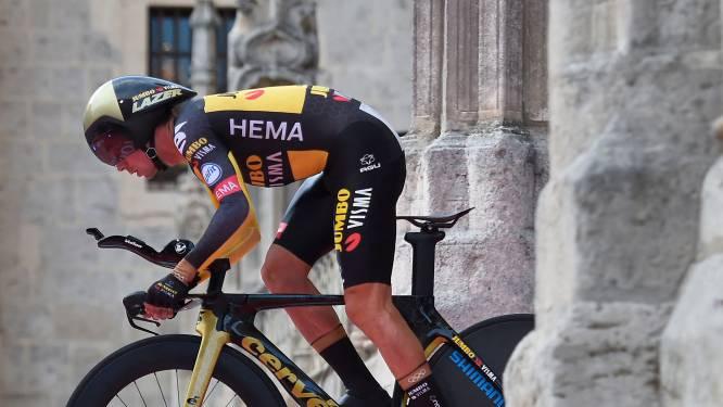 Roglic trekt olympische vorm door en deelt eerste tik uit in Vuelta