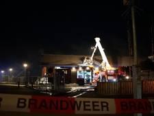 Brand bouwmarkt Zutphen geblust