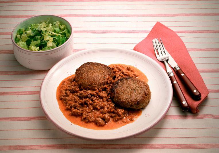 Vegetarisch vlees Beeld Thinkstock