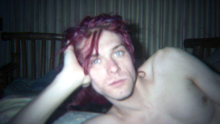 Kurt Cobain. Beeld Q2