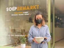 """Nieuwe soepbar geopend aan Kalandeberg: """"Bij elke soep hoort een specifieke garnituur"""""""