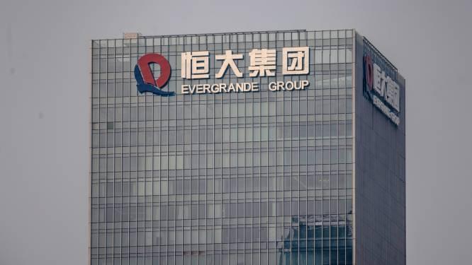 Handel aandelen Evergrande stilgelegd op beurs Hongkong