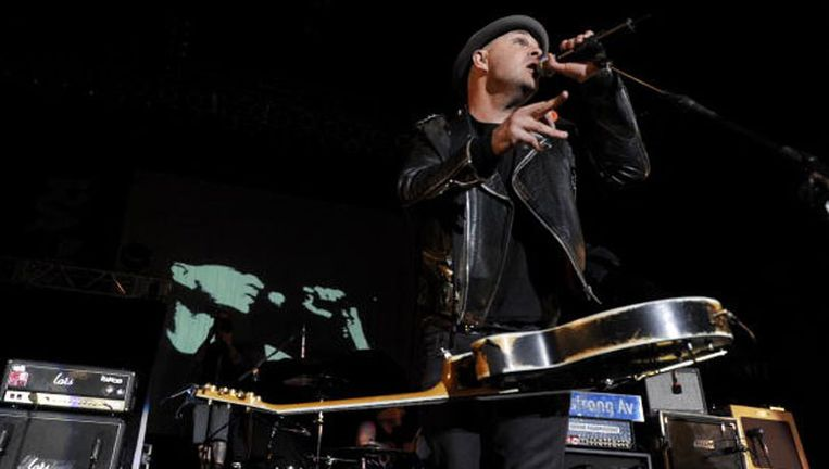Tim Armstrong van Rancid.