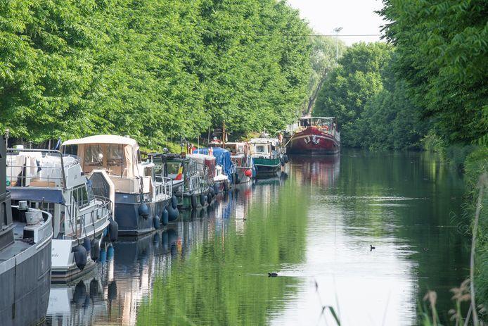 Jaarlijks meren in de jachthaven in Oudenaarde gemiddeld 1.500 plezierboten aan.