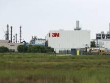 Pollution à Zwijndrecht: 3M a rejeté pendant des années des quantités trop élevées de PFOS dans l'Escaut