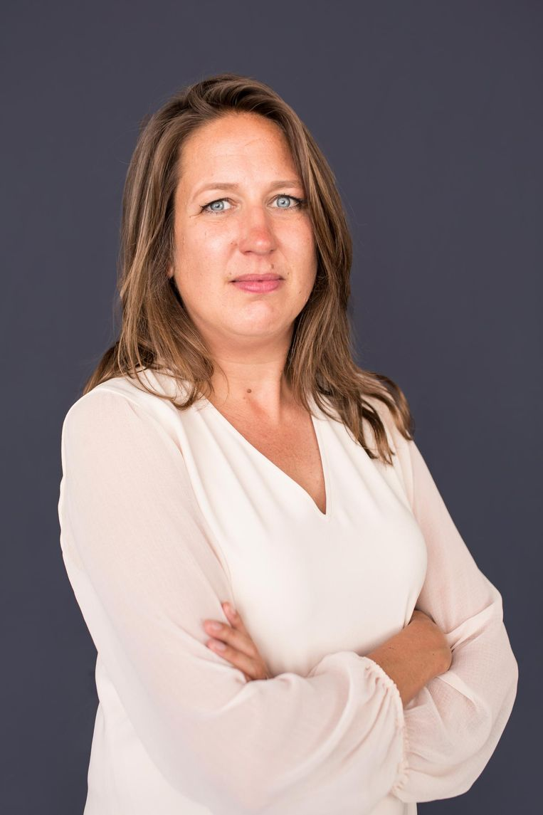 Marjolijn Moorman Beeld Eva Plevier