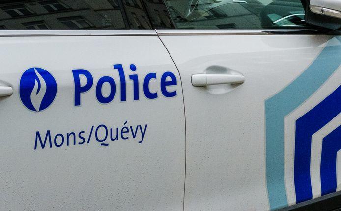L'individu a été interpellé par la police montoise, sans faire preuve de résistance (archives d'illustration).