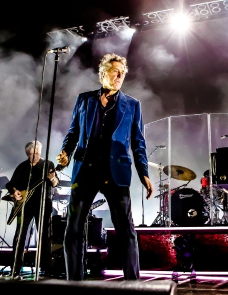 'Ik heb het voorbije decennium vaker getourd dan ooit en tot mijn verbazing geniet ik er écht van om mijn vroegere werk te zingen' Beeld
