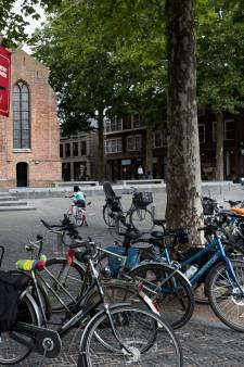 Plan voor gratis beveiligde fietsenstalling in Woerdense binnenstad