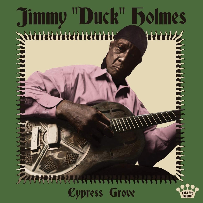 'Cypress Grove' (2019) van Jimmy 'Duck' Holmes Beeld RV