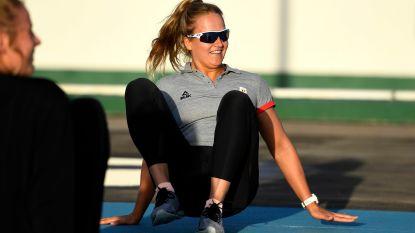 """Atleten blikken op BOIC-stage terug op hun seizoen. Plasschaert: """"Geloof niet echt in titel van Sportvrouw van het Jaar"""" - Milanov: """"Mijn voet is voor 90 procent genezen"""""""