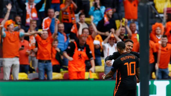 Met perfect bulletin naar Budapest: onze Oranjewatcher concludeert dat Nederland dominant voetbal beter even vergeet