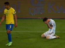 Messi wint eerste prijs met Argentinië na zege op Brazilië in finale Copa América
