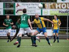 Voetballen met publiek mag weer in Haaksbergen: 'We hebben zelfs toeschouwers uit Duitsland'