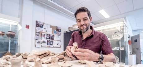 De Fries die stadsarcheoloog van Delft werd: 'Geschiedenis is van ons allemaal'
