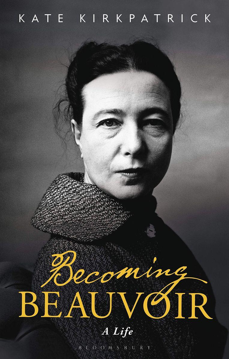 Kate Kirkpatrick: Becoming Beauvoir Beeld Bloomsbury