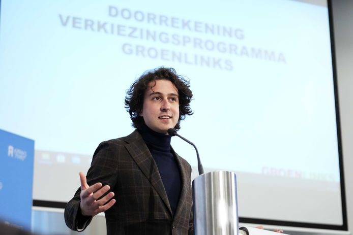 Jesse Klaver (GroenLinks).