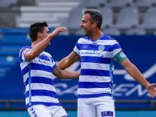 Samenvatting | De Graafschap - Jong FC Utrecht
