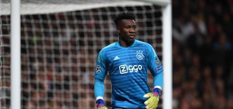 Ajax slaat slag met contractverlenging Onana
