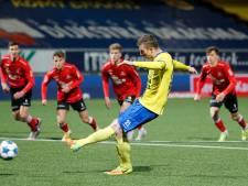Helmond Sport laat SC Cambuur heel even vrezen, maar kan promotiefeestje niet verstoren