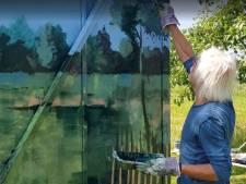 Generatietuin Wierden is nu het decor voor kunst en ontmoetingen