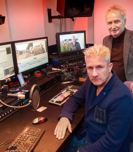 Theo en Maino stoppen bij NOS, maar Bossche studio én Mediamannen blijven bestaan
