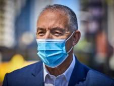 Burgemeester Ahmed Aboutaleb heeft coronavirus