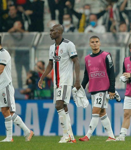 Voetbal Kort   Ajax-tegenstander Besiktas geeft ruime voorsprong weg