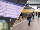 Storing NS legt landelijk treinverkeer plat