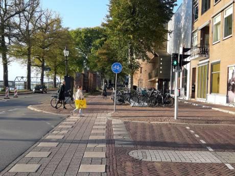 Veelbesproken fietspad Mimik blijft definitief bínnen stadsmuur, einde aan gedoe en aangekondigde rechtszaak