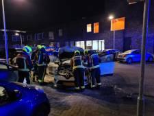 Autobrand Gouda door omwonenden in de kiem gesmoord: twee arrestaties
