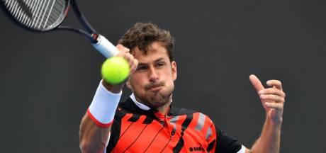 Haase loot Braziliaan Seyboth Wild bij eerste ronde kwalificaties Australian Open