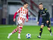 Justin Mathieu blijft in de Osse voorhoede voetballen