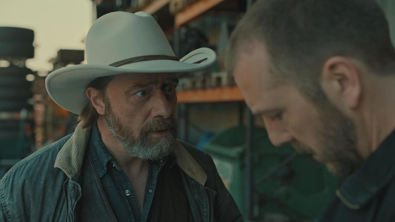Wim Willaert en Sebastien Dewaele in 'Undercover'.