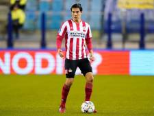 Gutiérrez vecht zijn robbertjes uit voor PSV