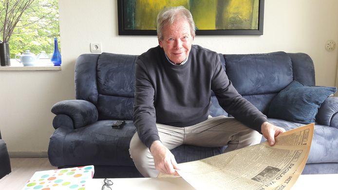 Frans Dekkers heeft de aflevering Overleven in Oorlogstijd. De Tweede Wereldoorlog van 150 jaar Leven in Eindhoven geschreven.