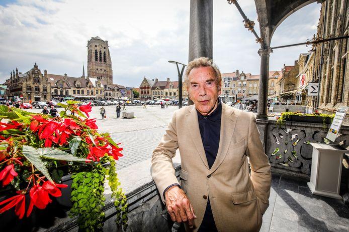 Will Tura wordt op 2 augustus 81 jaar maar op 1 augustus mag hij zijn 80ste verjaardag vieren in Veurne