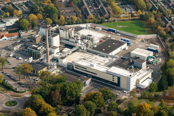 Ter illustratie: Nestlé in Nunspeet.